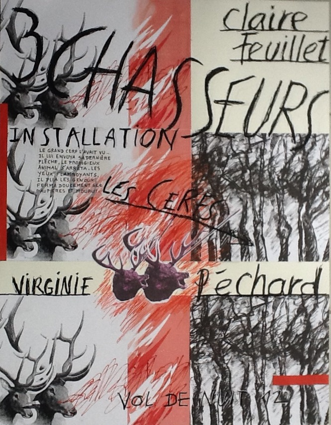 Vol de Nuit 12 Claire Feuillet / Virginie Péchard